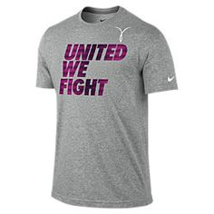 "Nike Kay Yow ""United We Fight"" Men's T-Shirt. Nike Store"