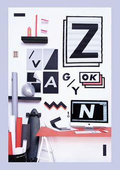 and real elements posters by Aron filkey Insomnie – Typography Poster, Graphic Design Typography, Layout Design, Print Design, Set Design, Magazine Cover Layout, Magazine Covers, Editorial Layout, Editorial Design