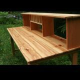Building Things with Wood Pallets | wood desk pallets