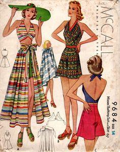 McCall #9684 c.1938