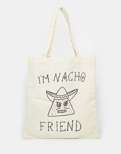 These Canvas Totes Are As Cute As They Are Eco-Friendly