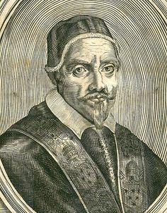 Antique 1670 Portrait of Pope Clement X, Emilio Bonaventura Altieri, Genuine Wood engraving, histori Wood Engraving, Portrait, Antiques, Vintage, Etsy, Art, Antiquities, Art Background, Woodblock Print