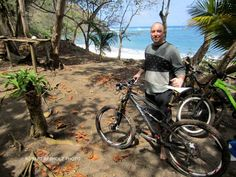 Rob Rebholz and Alban Aubert explore the riding and culture of Jamaica