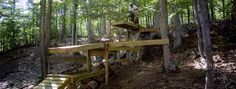 Downhill Mountain Biking Lake Placid