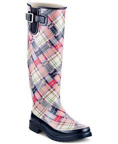 Sperry Top-Sider Women's Pelican Tall Rain Boots