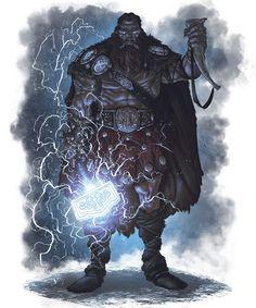 Thor, God of Thunder. The One who rides alone.