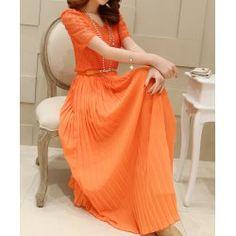 Maxi Vestidos - Vestidos largos ofertas para Mujeres | TwinkleDeals.com Page 6