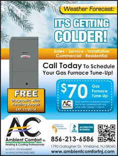 df1b1d212dd Have your gas furnace tuned-up before winter for  70 by