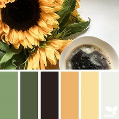 today's inspiration image for { autumn hues } is by @t.susanna ... thank you, Susanna, for another wonderful #SeedsColor image share!