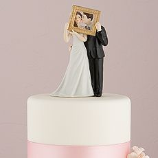 """Picture Perfect"" Couple Figurine"