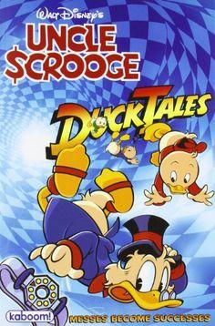 Uncle Scrooge: Messes Become Successes by Paul Halas http://www.amazon.com/dp/1608866483/ref=cm_sw_r_pi_dp_TQIAub0D0VJGS