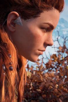 Lise a tâté d'Horizon Zero Dawn, qui sortira le 1er mars prochain. Et elle a complètement craqué pour Aloy, son héroïne au sale caractère.