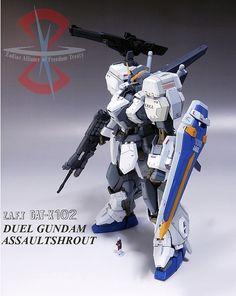 Z.A.F.T. Duel Gundam