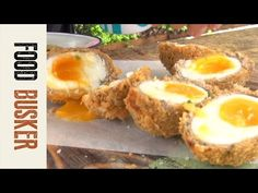 Katsu Curry Scotch Egg - YouTube