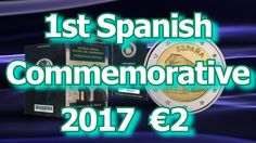 Spanish Mint Releases Commemorative Coin for 2017 Commemorative Coins, Spanish, Mint, Spanish Language, Spain, Peppermint