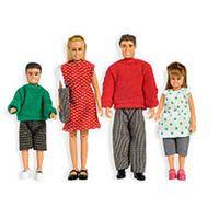 Lundby Family Dolls - Classic