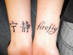 gotta give props to people with Firefly tattoos!