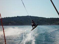 Wakeboard @ Vouliagmeni Lake, Loutraki! #sports