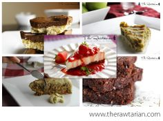 Always yummy! Raw desserts for Father's Day, The Rawtarian