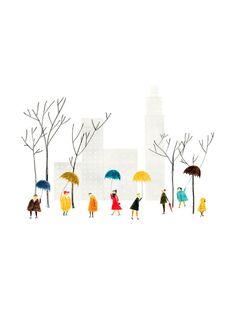 Central Park print par blancucha sur Etsy