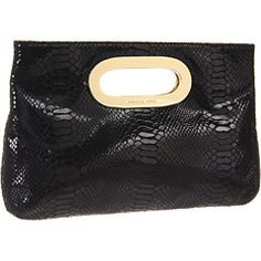 Advance your fashion education with the Berkley clutch from MICHAEL Michael Kors - BagWatcher.com