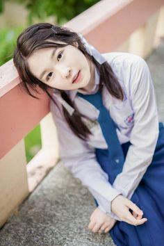 Cute Asian Girls, Cute Girls, Girls Uniforms, School Uniform, Asian Woman, Student, Cosplay, Jelly, Womens Fashion