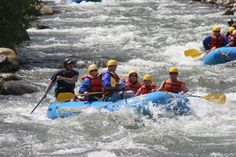 Colorado rafting trip on Clear Creek near Idaho Springs Idaho Springs Colorado, Colorado River Rafting, Colorado Snow, Road Trip To Colorado, Living In Colorado, Visit Denver, Whitewater Rafting, Vacation Places, Vacations