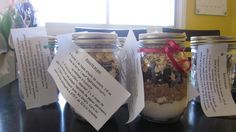 Biscuits en pot Biscuits, Mason Jars, Jars, Stuff Stuff, Gourmet Gifts, Children, Recipes, Home, Crack Crackers
