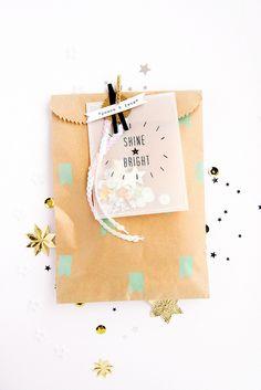 Shine Bright Packaging via Inspire Lovely Etsy by debee{art), via Flickr