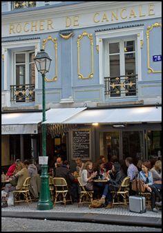 Rocher de Cancale ~ Rue Montorgueil, Paris   ᘡղbᘠ