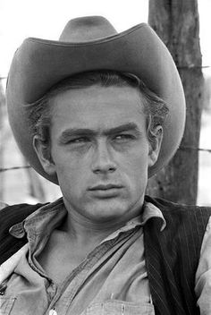 James Dean on set of 'Giant', 1955 (Photo by Richard C. Miller). Dean received his second posthumous Best Actor Academy Award nomination for his role in Giant at the 29th Academy Awards in 1957 for films released in 1956.