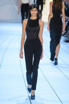 Thierry Mugler at Paris Fashion Week Fall 2015 - Runway Photos