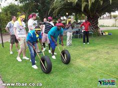 Este lo vamos a probar en el próximo Rally | Expro Gulf Team Building Durbanville Cape Town