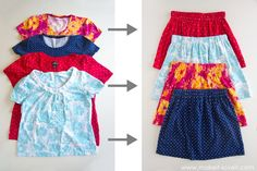 16 Cool Things to Make From Your Old T-Shirts - One Crazy House