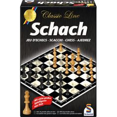 Set de sah Classic Line, Products, Chess, Game Pieces, Beauty Products
