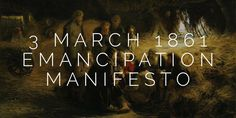 3 March Alexander II signs the Emancipation Manifesto and abolishes serfdom in Russian Empire Reign, Russia, Empire, March, History, History Books, Historia, Mars