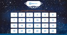 Check out the TeamViewer Advent Calender 24 doors and 24 chances to win awesome prizes