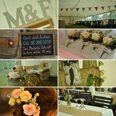 Wedding setup Cake-Bar, Marquee, Flower-Arrangements Wedding New Zealand, Wedding Set Up, Cake Bars, Garden Wedding, Flower Arrangements, Table Decorations, Flowers, Floral Arrangements, Royal Icing Flowers