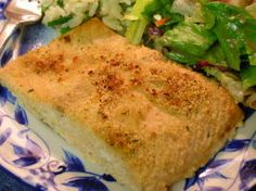 Baked Salmon Fillets. Photo by Pam-I-Am