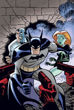 Batman (animated series) by Bruce Timm