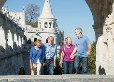 GRAND EUROPEAN TOUR Amsterdam to Budapest ~ From $3,562 ~ 15 Days ~ 13 Guided Tours ~ 5 Countries