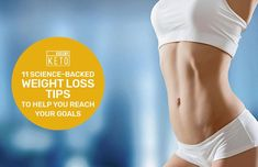 11 Science-Backed Weight Loss Tips to Help You Reach Your Goals Keto Supplements, Weight Loss Supplements, Weight Loss Goals, Weight Loss Program, High Carb Diet, Physical Fitness, Body Weight, How To Lose Weight Fast, Science