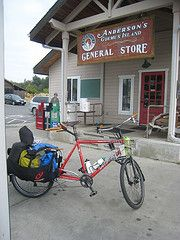Anderson's General Store, Guemes Island