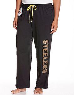 Comfy Pittsburgh Steelers sleep shirt plays the football flirt ...