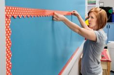 Teachers share their creative advice for decorating a classroom on a budget.