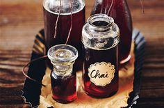 Chai Sirup für Desserts und warme Getränke - Schrot und Korn