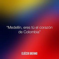 Medellín eres tú el corazón de Colombia Eliécer Brenno  #medellin #laeternaprimavera #quotes #writers #escritores #EliecerBrenno #reading #textos #instafrases #instaquotes #medellín #poemas #poesias #pensamientos #autores #argentina #frases #frasedeldia #lectura #letrasdeautores #chile #versos #barcelona #madrid #mexico #microcuentos #nochedepoemas #megustaleer #accionpoetica #colombia