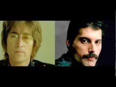 Queen - Life Is Real (Song for Lennon) Español/Inglés  Canción del disco 'Hot Space' del 1982. Freddie Mercury compuso el tema como un tributo a John Lennon, el ex beatle que había sido asesinado en 1980 y esto hizo que la banda interpretará 'Imagine' durante sus presentaciones en vivo. Como la mayoría de las canciones de Lennon, Life is Real se basa en el piano dando un sentimiento de melancolía y tristeza de la banda por la muerte de John Lennon.
