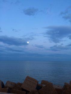 La luna...pesarese