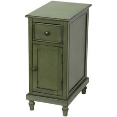 "Fantine Accent Table from the Bedlow Park event at Joss and Main.   23.23""h x 18.31""w x 12.4""d  $139.00"